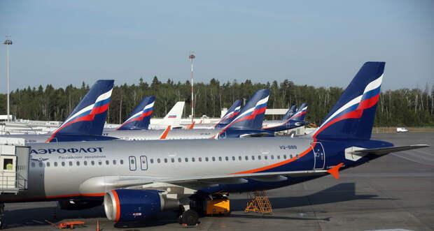 """""""Аэрофлот"""" планирует перевозить сто миллионов пассажиров уже в 2023 году"""