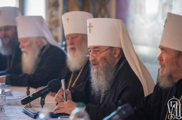 УПЦ обвинила Константинополь в расколе и прекратила с ним евхаристическое общение