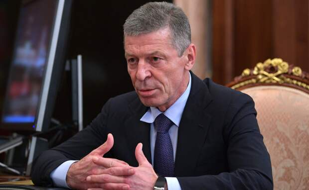 Козак: В России никогда не думали о присоединении ЛНР и ДНР