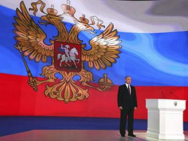 Комментарии граждан США на речь Путина