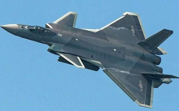 Китай намерен создать новый палубный истребитель на основе  J-20