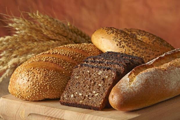 Если месяц без хлеба