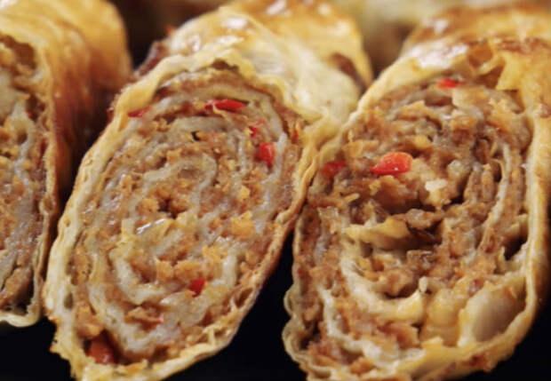 Превращаем лаваш в сытную закуску: 3 блюда готовы за минуты