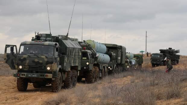 Российские войска перебрасывают в Узбекистан для участия в совместных учениях