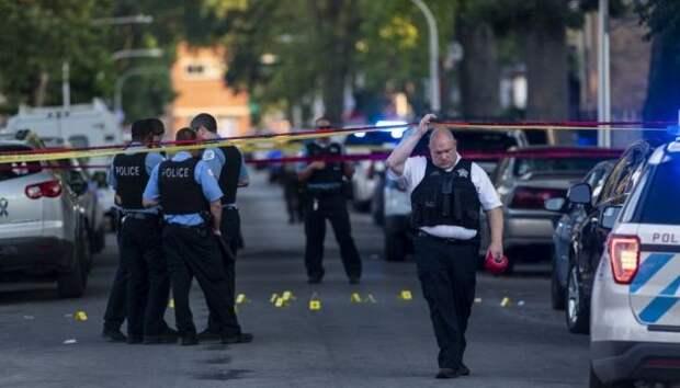 В Чикаго неизвестный расстрелял 6 человек