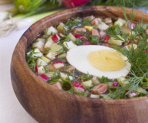 Летом ем окрошку каждый день! Вот 11 лучших ее рецептов