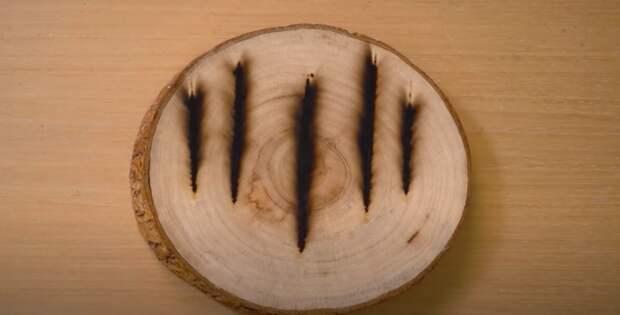 Нетрадиционный способ использования простых бенгальских огней