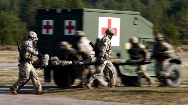 Солдаты НАТО вЛатвии заразились Covid-19