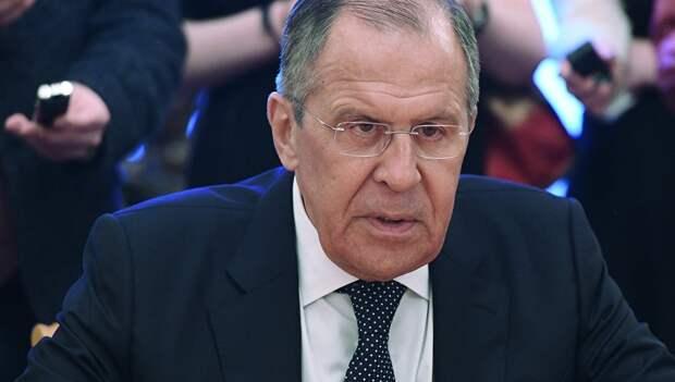 Лавров: Россию уже не волнуют санкции из-за инцидента в Керченском проливе