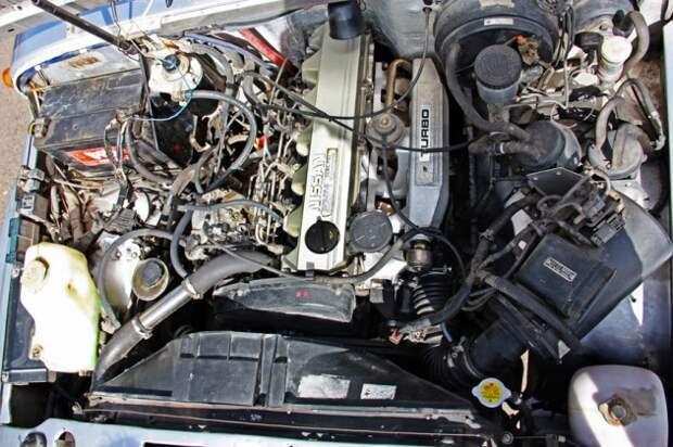 Значительно улучшили: УАЗ «скрестили» с Nissan Patrol