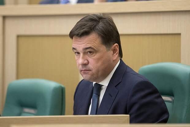 Воробьев ужесточил ряд мер против коронавируса в Подмосковье с 24 июня