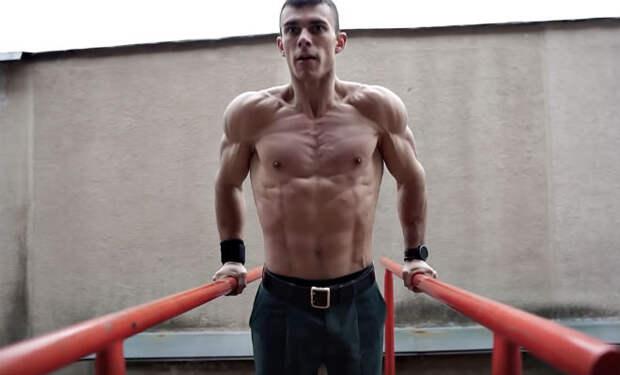 Армейская тренировка для быстрого набора силы: 5 упражнений достаточно
