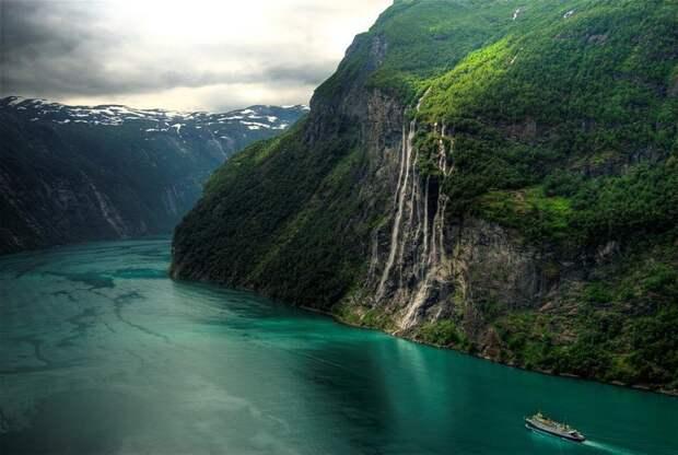 fjords27 Самые красивые фьорды Норвегии