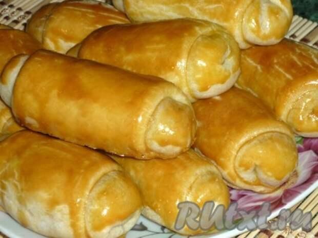 """Молдавские пирожки с капустой и рисом """"Вэрзэре"""""""