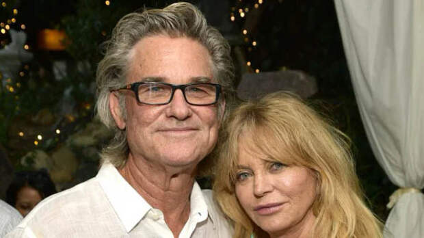 Сегодняшняя жизнь самой преданной и счастливой пары. Курт Рассел и Голди Хоун не «За бортом»