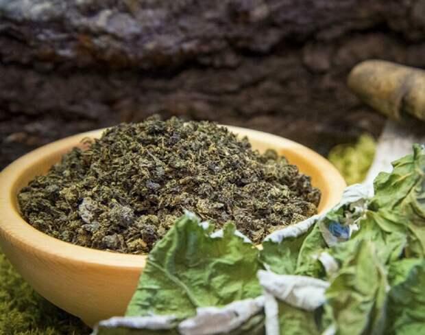 Вкуснейший малиновый чай готов к употреблению как только остынет после духовки / Фото: thismydacha.ru