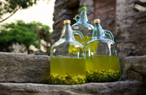 Рецепты старинных русских домашних водок