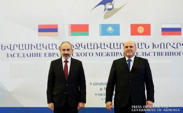 Пашинян: Армянский народ сплочён как никогда, мыготовы кпереговорам