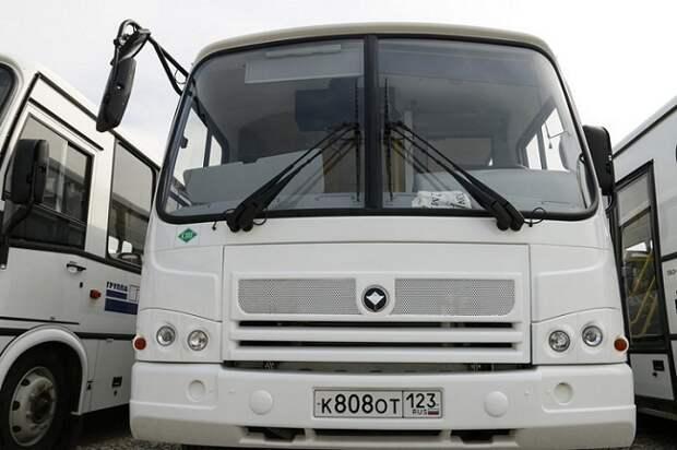 В Краснодаре продлят маршрут автобуса № 1