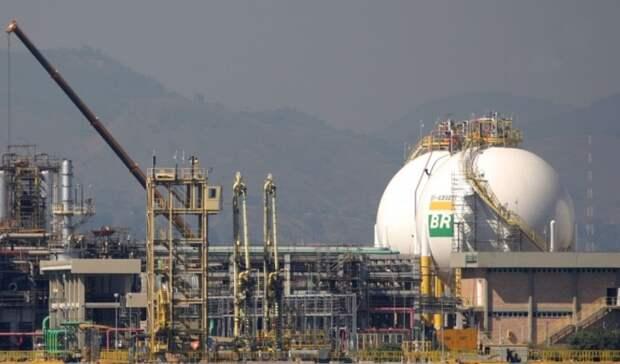 На5,4% увеличила добычу нефти игаза Petrobras вIII квартале 2020