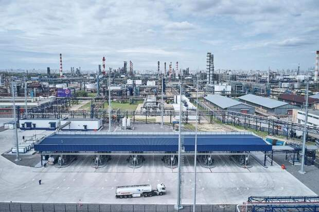 На Московском НПЗ начали производить высокотехнологичное дизельное топливо