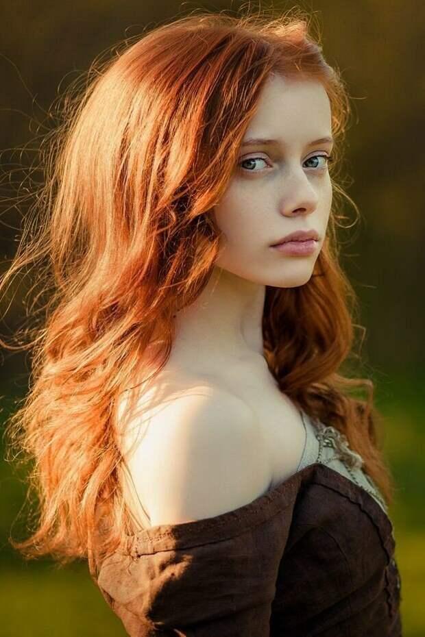 12. Инквизиция, девушка, костер, красота, рыжая, рыжие волосы