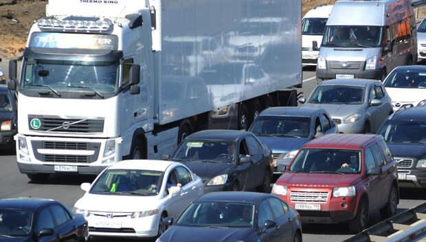 Более 2,4 млн авто проехали по дорогам Подмосковья 15 июня