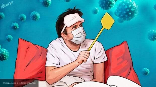 Ученые назвали нетипичный симптом COVID-19