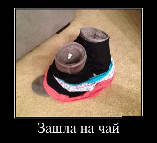 Смешные демотиваторы для хорошего настроения (11 фото)