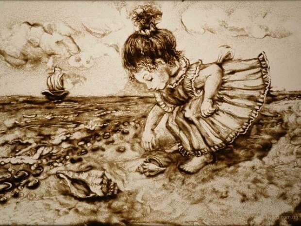 Песок. Фото: из открытых источников