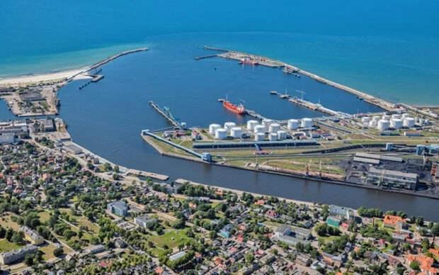 Россия предлагала Прибалтике 20 лет назад купить ее морские порты, а   сегодня они ей не нужны