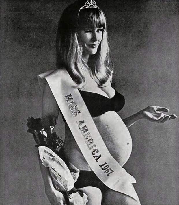 Мисс Америка. Playboy, 1967 история, мгновения жизни, фотография