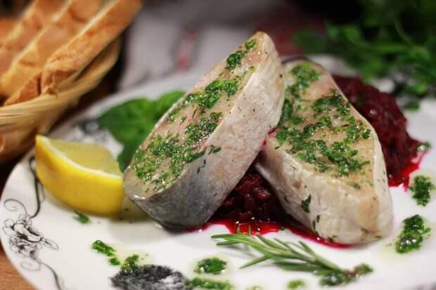 рыба по провански