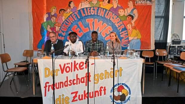 Беженец ругает Европу: «Лагеря для беженцев напоминают лагеря Гитлера»