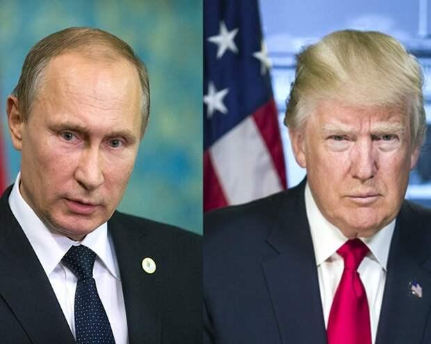 Переговоры Трамп — Путин: обмен Сирии на Украину все же состоялся