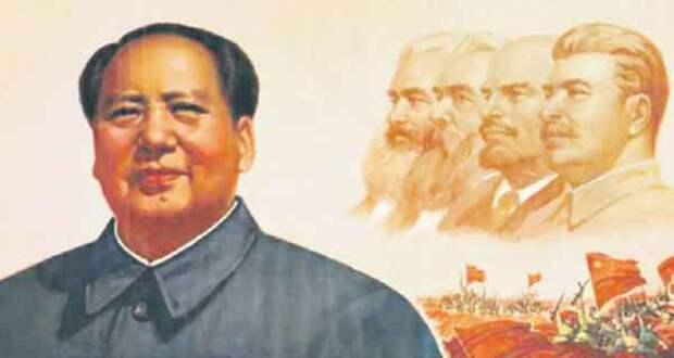 Почему красный Китай смог пережить Советский Союз