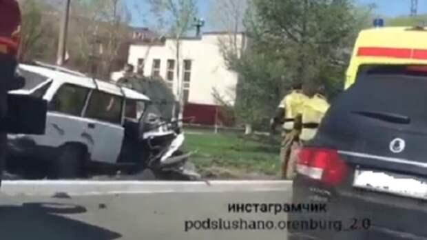 В полиции сообщили подробности серьёзного ДТП на улице Терешковой