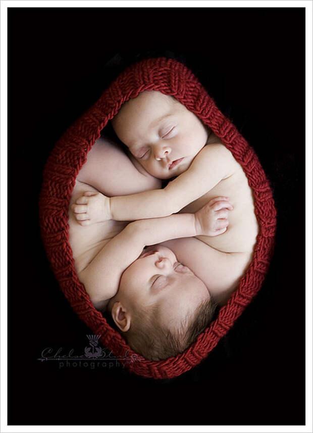 Красивые и нежные фотографии новорожденных детей