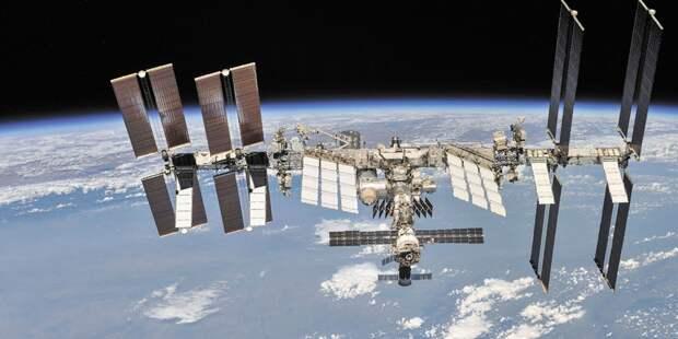 Орбиту МКС скорректируют