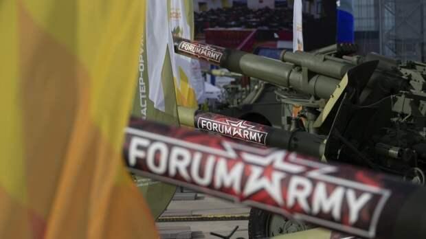 В Севастополе анонсируют Международный военно-технический форум (МВТФ) «Армия-2021»