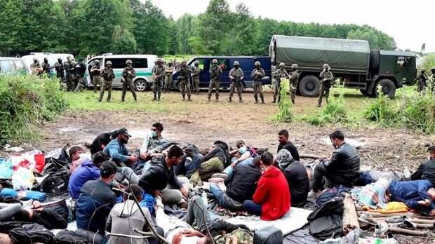 Польша и Прибалтика. Один на один с беженцами