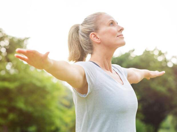 Дыхательная гимнастика: «ленивый» способ похудеть