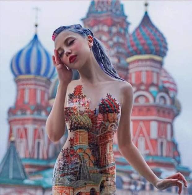Мир фантазий российской художницы Елены Шейдулиной