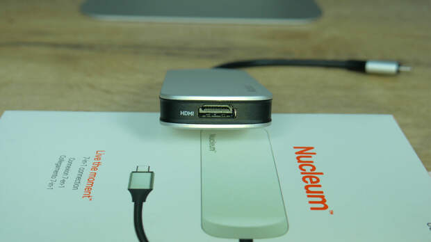 Kingston Nucleum – HDMI