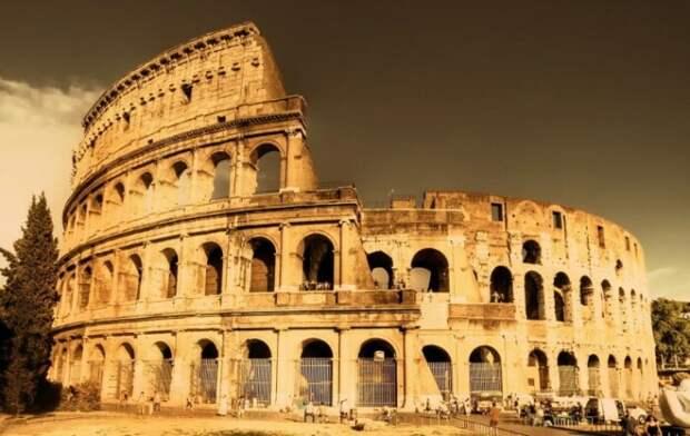 Древний Рим всегда привлекал своим величием и самобытностью.