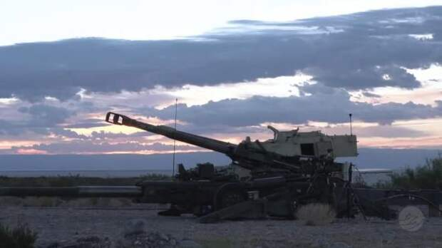 """США показали перехват """"российской"""" ракеты гаубицей"""