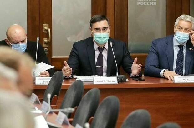 Хубезов: сейчас не время ограничиваться лишь «кабинетной работой»