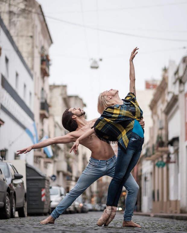 Омар З. Роблес фотографирует танец-21