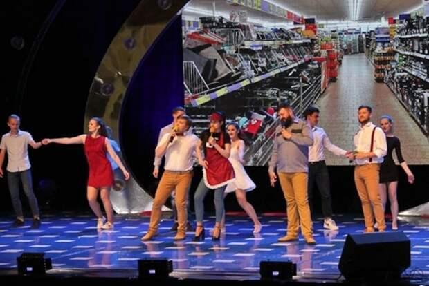 Команда «Кpымский мост» прошла в полуфинал Международной телевизионной лиги КВН
