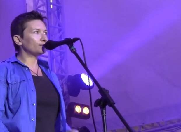 Российская певица Арбенина жалуется: Наказали рублём за поддержку хунты